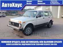 Новокузнецк 4x4 2131 Нива 2015