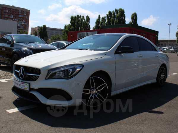Mercedes-Benz CLA-Class, 2017 год, 1 965 000 руб.