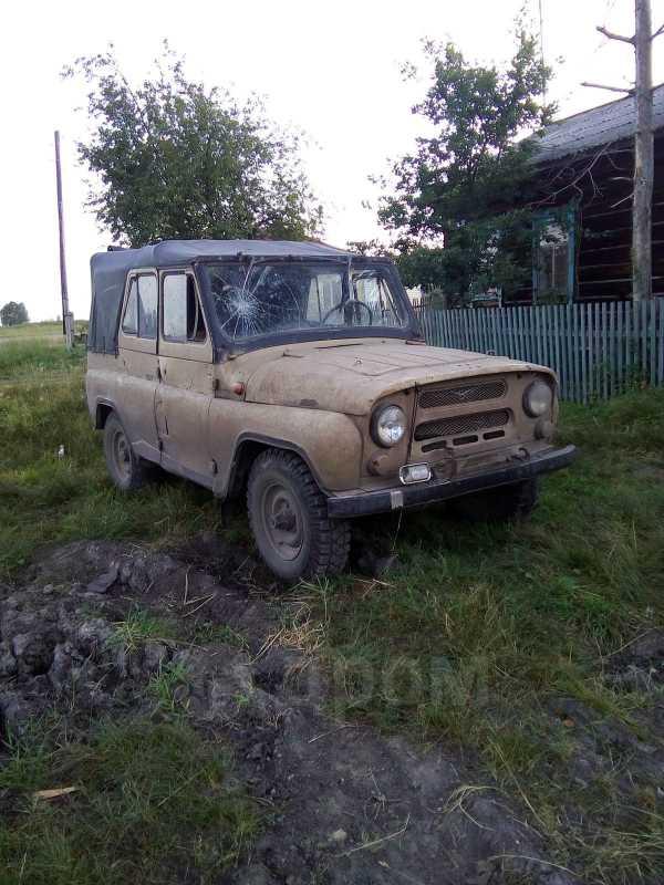 УАЗ 3151, 1992 год, 29 500 руб.