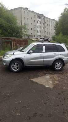 Шимановск RAV4 2004