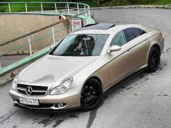 Mercedes-Benz CLS-Class, 2006 год, 950 000 руб.