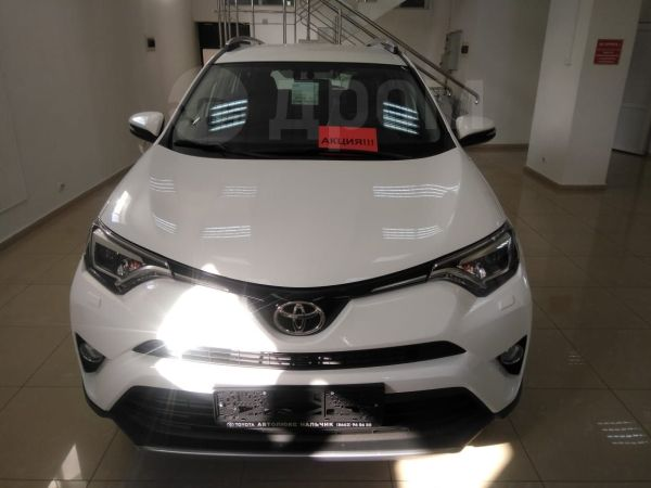 Toyota RAV4, 2018 год, 1 771 000 руб.