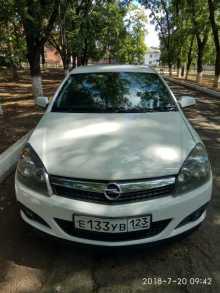 Славянск-На-Кубани Astra GTC 2007