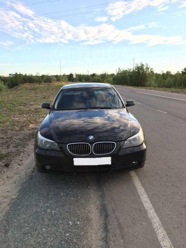 BMW 5-Series, 2005 год, 540 000 руб.