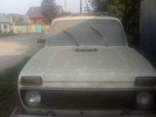 Новоалтайск 4x4 2121 Нива 1987