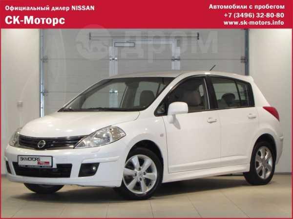 Nissan Tiida, 2013 год, 555 000 руб.
