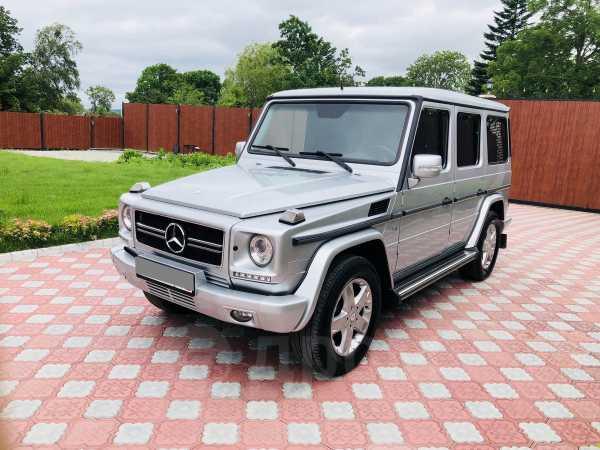 Mercedes-Benz G-Class, 2007 год, 2 408 000 руб.