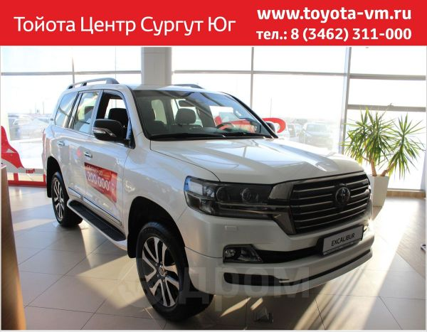 Toyota Land Cruiser, 2018 год, 5 407 000 руб.