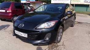 Краснодар Mazda3 2013