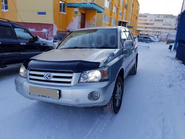 Toyota Kluger V, 2005 год, 740 000 руб.