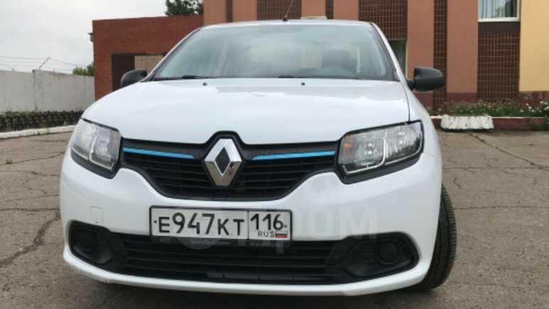 Renault Logan, 2017 год, 525 000 руб.