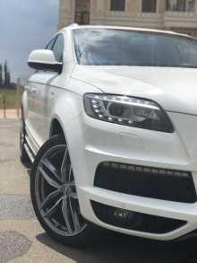 Краснодар Audi Q7 2010