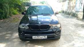 Симферополь BMW X5 2004