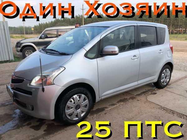 Toyota Ractis, 2006 год, 299 000 руб.
