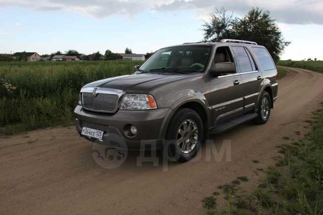 Lincoln Navigator, 2003 год, 940 000 руб.