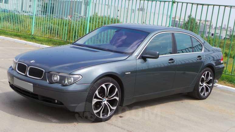 BMW 7-Series, 2004 год, 310 000 руб.
