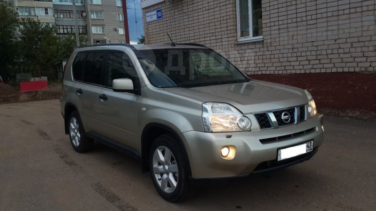 Nissan X-Trail, 2007 год, 629 000 руб.