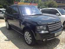 Новороссийск Range Rover 2012