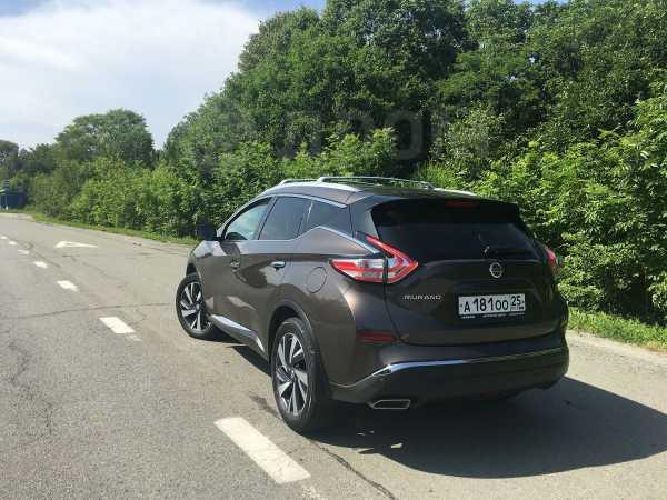 Nissan Murano, 2017 год, 2 425 000 руб.