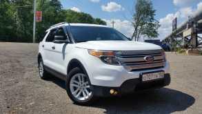 Уфа Ford Explorer 2014
