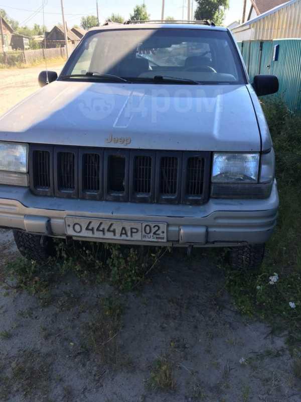 Jeep Grand Cherokee, 1997 год, 122 000 руб.