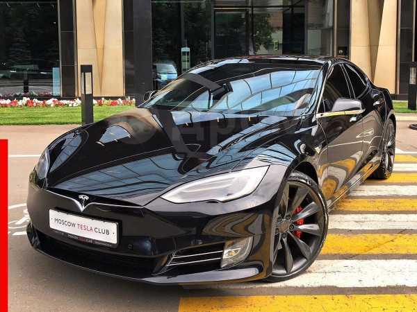 Tesla Model S, 2017 год, 14 244 516 руб.