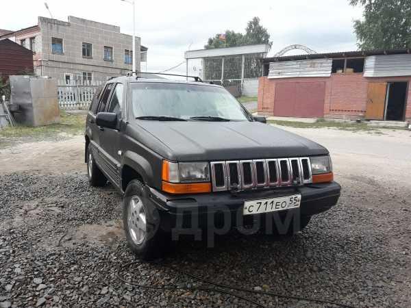 Jeep Grand Cherokee, 1993 год, 160 000 руб.