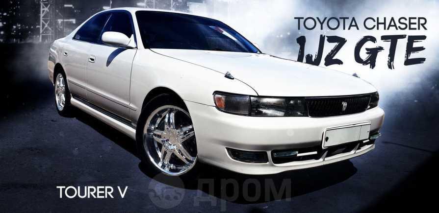 Toyota Chaser, 1996 год, 220 000 руб.