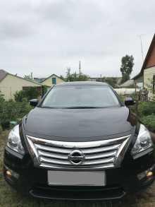 Уфа Nissan Teana 2014