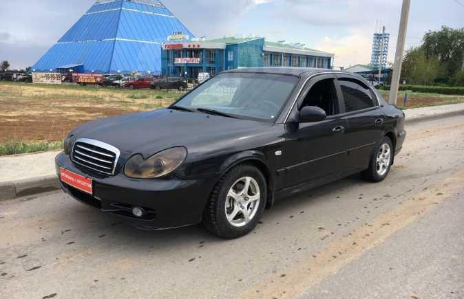 Hyundai Sonata, 2005 год, 227 000 руб.