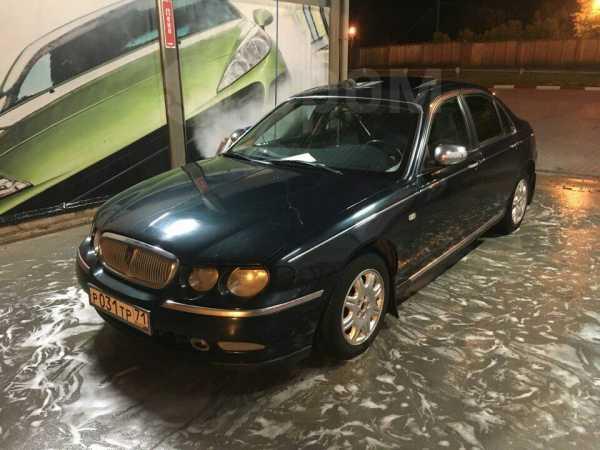 Rover 75, 2000 год, 210 000 руб.