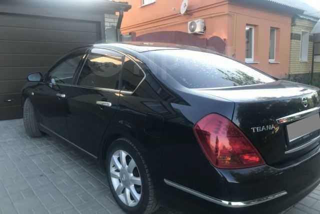 Nissan Teana, 2006 год, 399 990 руб.