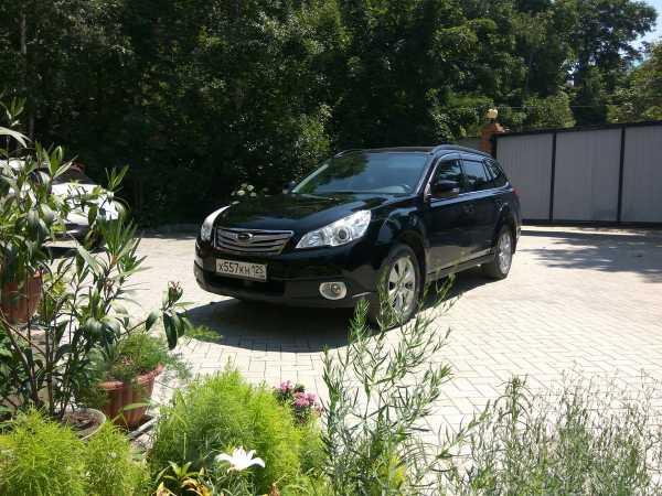 Subaru Outback, 2012 год, 1 050 000 руб.