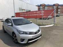Бийск Corolla 2014