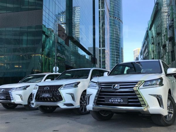 Lexus LX450d, 2018 год, 5 859 000 руб.