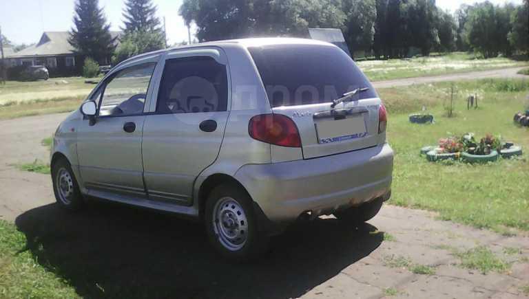 Daewoo Matiz, 2006 год, 111 000 руб.