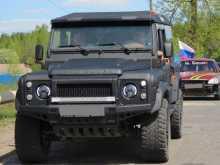 Нижний Новгород Defender 2011