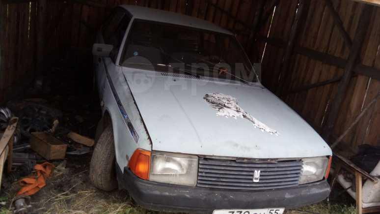 Москвич 2141, 1991 год, 23 000 руб.