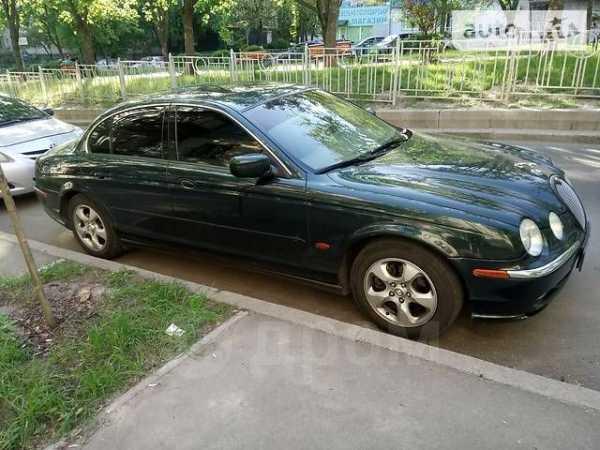 Jaguar S-type, 2005 год, 730 000 руб.