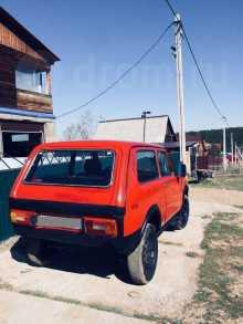 Иркутск 4x4 2121 Нива 1982