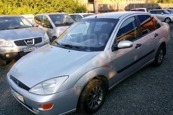 Ford Focus, 2002 год, 210 000 руб.