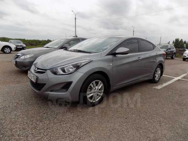 Hyundai Elantra, 2014 год, 717 000 руб.