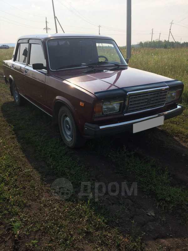 Лада 2107, 2002 год, 60 000 руб.