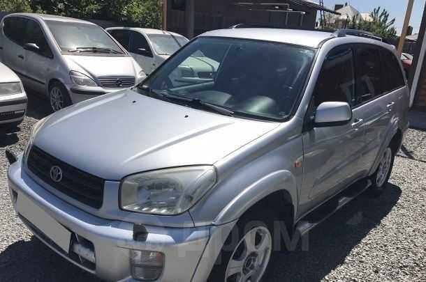 Toyota RAV4, 2001 год, 540 000 руб.