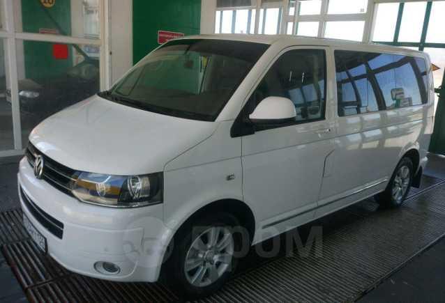 Volkswagen Multivan, 2011 год, 1 390 000 руб.