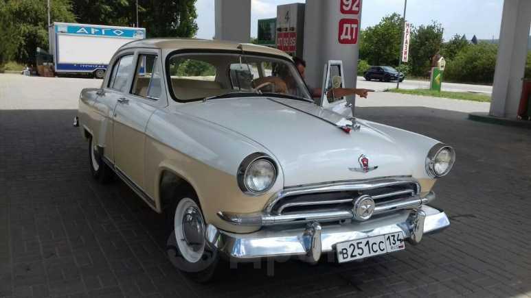 ГАЗ 21 Волга, 1958 год, 1 300 000 руб.
