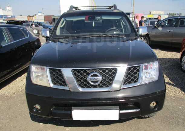 Nissan Navara, 2008 год, 868 000 руб.