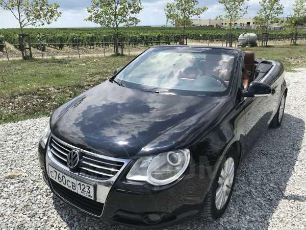 Volkswagen Eos, 2008 год, 410 000 руб.