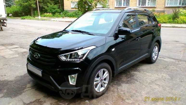 Hyundai Creta, 2017 год, 1 220 100 руб.