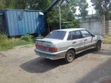 Красноярск 2115 Самара 2001